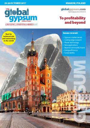 Right column banner - Global Gypsum Brochure 2017