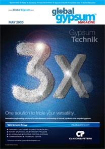 Global Gypsum Magazine - May 2020