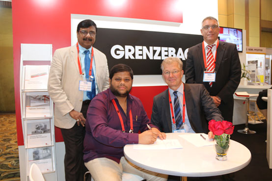 Grenzebach announce deal with Classic Gypsum