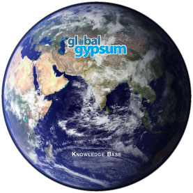 Global Gypsum Knowledge Base